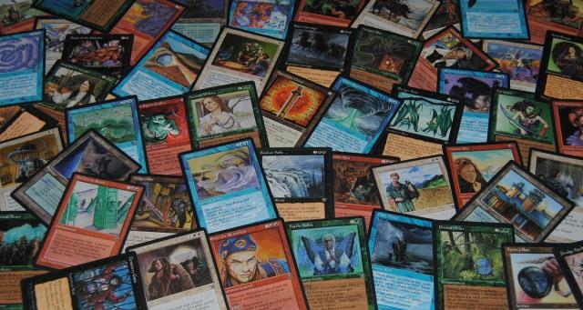 Magic the Gathering Homelands Expansion Set