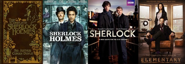 Sherlock Holmes is having a Resurgance of Cultural Relevance