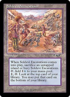 Soldevi Excavations from Alliances