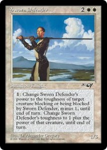 Sworn Defender from Alliances