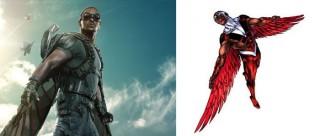 The Falcon: No Feathers More Tech