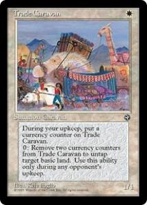 Trade Caravan from Homelands