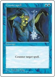 A Fifth Edition Counterspell