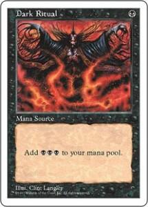 A Fifth Edition Dark Ritual
