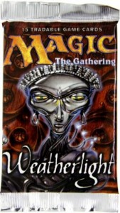 A Weatherlight Booster Pack