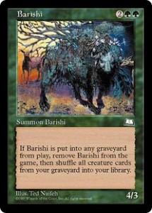 Barishi from Weatherlight
