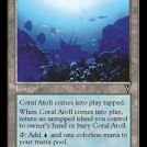 Coral Atoll from Visions