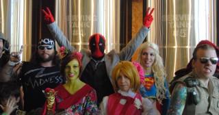 Cosplay at 2014 Lehigh Valley Fan Festival