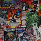 Free Comic Book Day Haul