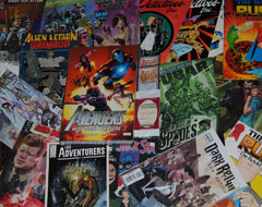 Free Comic Book Day Sales