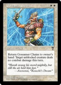 Gossamer Chains from Visions - One creature's personal Fog