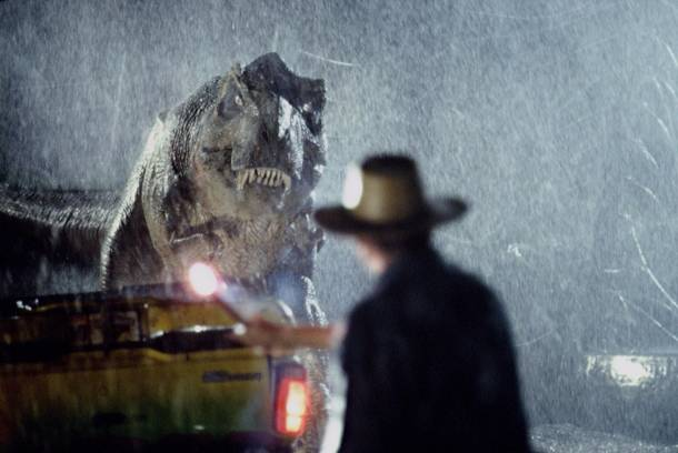 Two Decades Later The Dinosaurs Of Jurassic Park Still