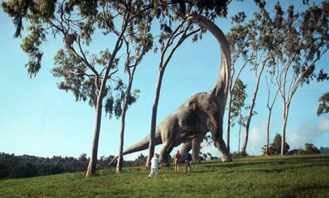 Two decades later the dinosaurs of jurassic park still rule the screen agent palmer - Film de dinosaure jurassic park ...