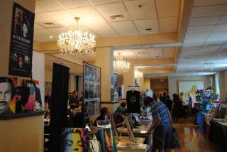 Inside 2014 Lehigh Valley Fan Festival at Allentown Brew Works