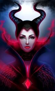 Maleficent by kerfirchik