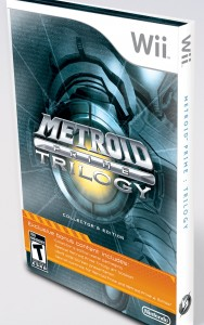 Metroid Prime Trilogy Special Collector's Edition