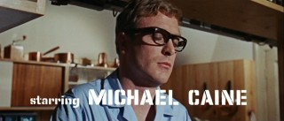 Michael Caine as a sleepy Harry Palmer to begin The IPCRESS File