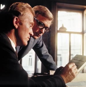 Palmer and Carswell discover the meaning of IPCRESS