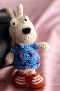 Rocko's Modern Life Doll by Nissie