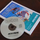 Sid Meier's Colonization CD and Instruction Manual