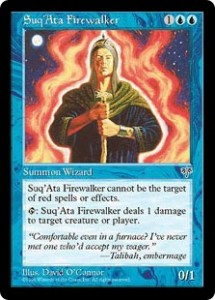 Suq'Ata Firewalker from Mirage