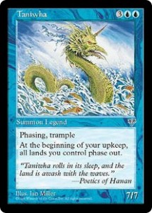 Taniwha the Legend from Mirage
