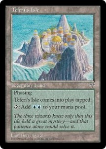 Teferi's Isle a Legendary Land from Mirage
