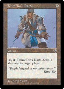 Telim'Tor's Darts from Mirage