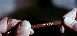 The IPCRESS tape from The IPCRESS File