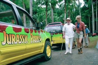 The Jeep Tour of Jurassic Park