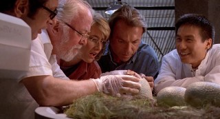 The birth of a Velociraptor