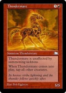 Thundermare from Weatherlight