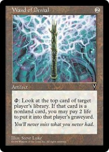 Wand of Denial from Visions