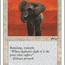 War Elephant from Arabian Nights and Chronicles