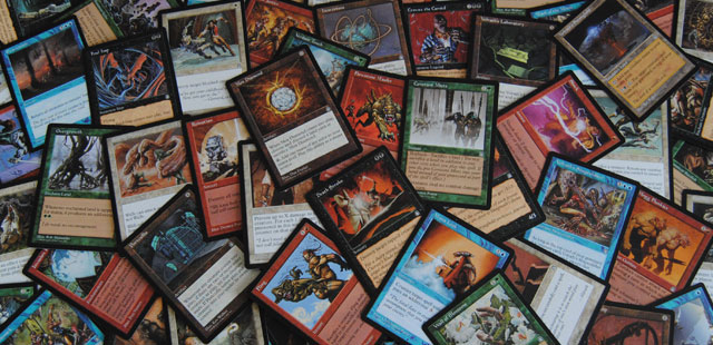 Magic the Gathering Stronghold Set from The Rath Cycle of Tempest