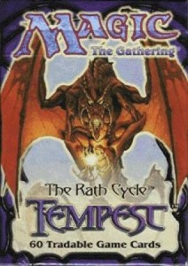 Magic the Gathering Tempest Starter Pack – The Rath Cycle