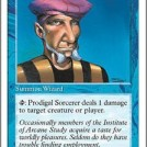 Prodigal Sorcerer from Fifth Edition