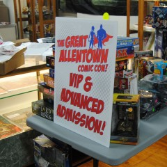 2014 Edition of The Great Allentown Comic Con Summer Show