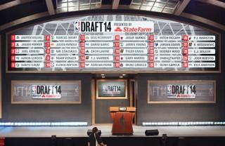 2014 NBA Draft Final Board