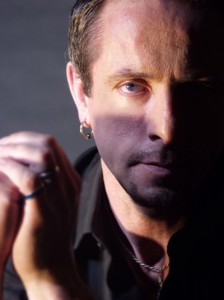 Author Clive Barker
