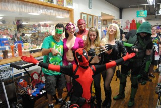 Cosplay at The Great Allentown Comic Con 2014 Summer Show