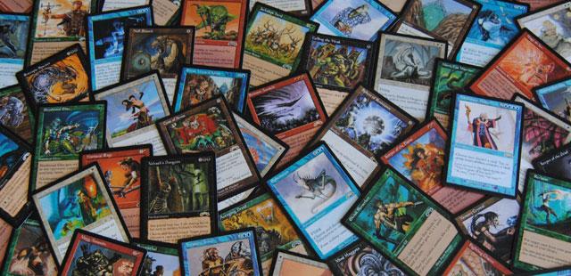 Multi block magic gathering