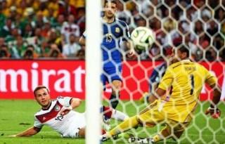 Mario Goetze scored the 2014 World Cup Winning Goal