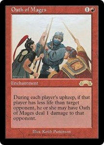 Oath of Mages the Red Oath from Exodus