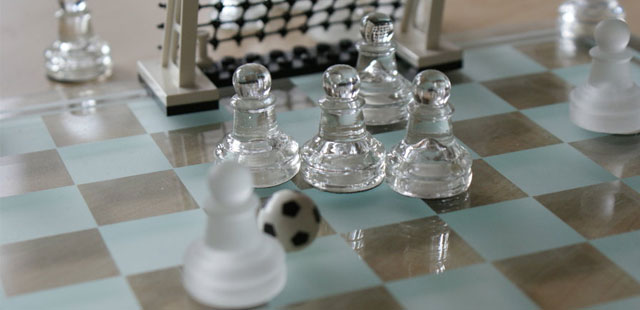 Small Oddities Soccer Chess and more