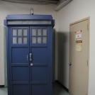 TARDIS - It is much bigger on the Inside