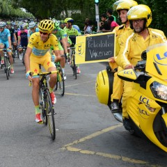 The 2014 Tour de France was all about Vincenzo Nibali