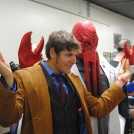 The Doctors - Dr. Who and Dr. Zoidberg at The Great Allentown Comic Con