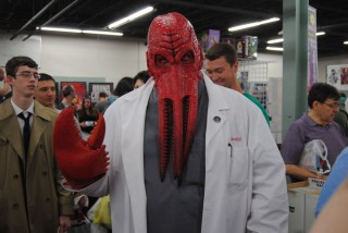 Why Not Zoidberg? In the Flesh