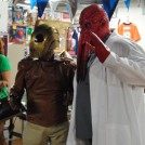 Dr. Zoidberg and The Rocketeer at The Great Allentown Comic Con